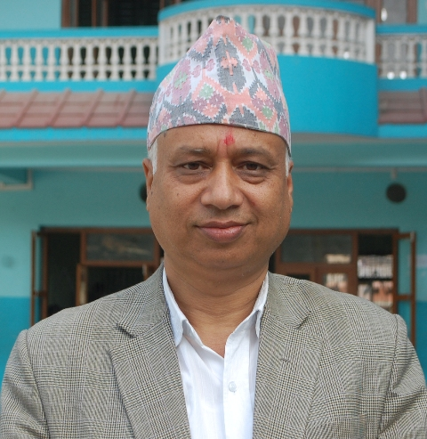 Mr. Thaneshwor Poudel